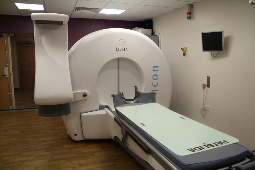 Pioneering gamma knife treatment increases access for