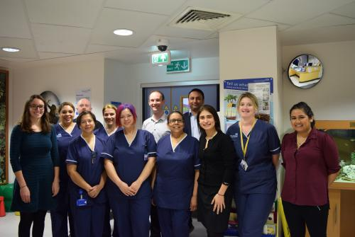 Dental Team at GOSH